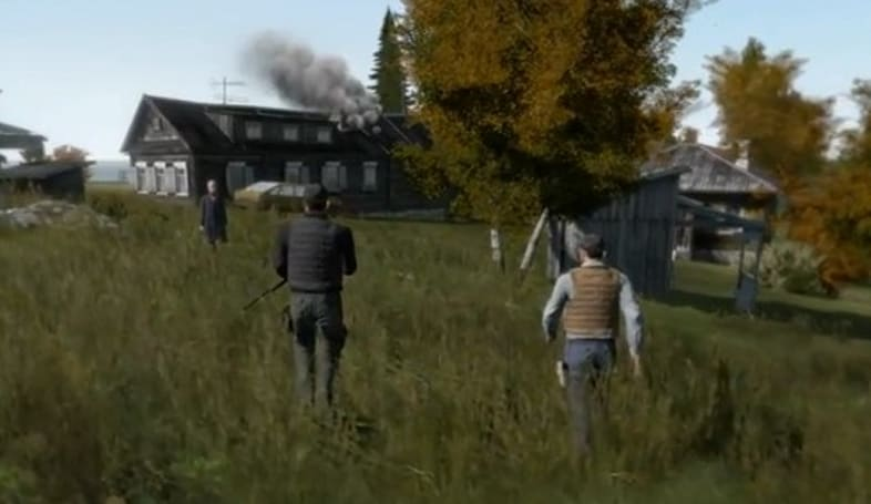 DayZ cracks down on 'Bounty' mod