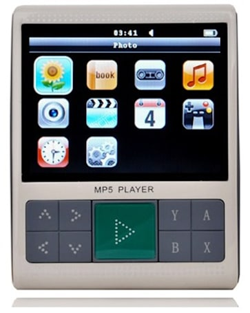 GAME-800 all-in-one handheld tries out a new control scheme