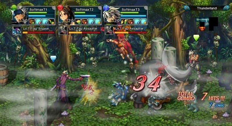 Dungeon Fighter Live punches up XBLA on July 13