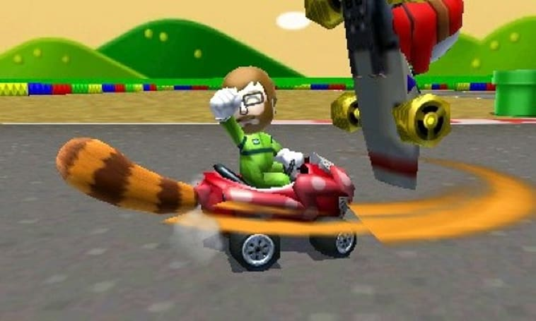 Mario Kart 7's online and StreetPass features detailed