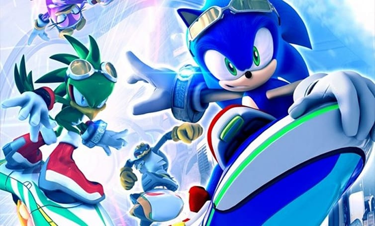 Rumor: Natal-compatible 'Sonic Free Riders' coming to XBLA [update: it's retail]