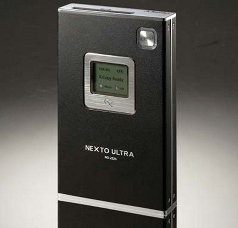 "NextoDI's NextoCF Ultra ND2525: ""world's fastest"" storage device for photogs"