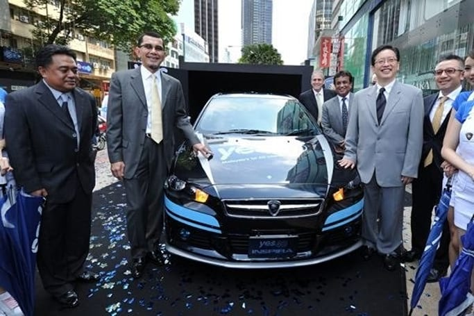 Proton and Yes team up to offer Malaysia's first 4G-connected car, promise more to come