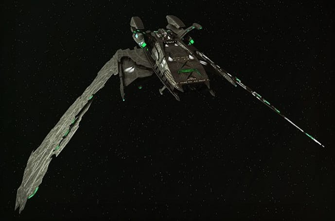 Captain's Log: The Scimitar arrives in Star Trek Online