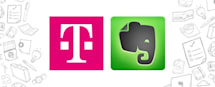 Evernote premium adds document search, Deutsche Telekom customers get one year free subscription