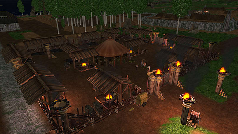 Xsyon opens guilds, housing to F2P players