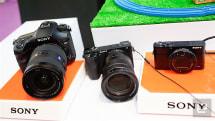 Sony A99M2、A6500 與 RX100V 重點動手玩