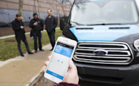 Ford's 'Dynamic Shuttle' tests out a competitor for Uber
