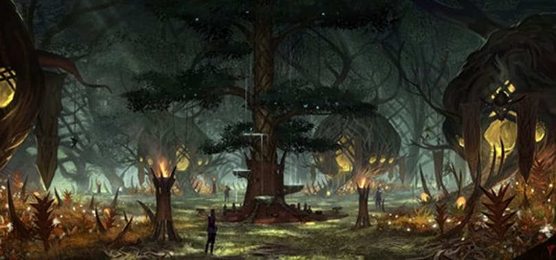 The Elder Scrolls Online's latest Q&A talks phasing, PvP, and more
