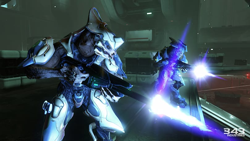 Microsoft built Halo 5's weapons 'from scratch' for Xbox One