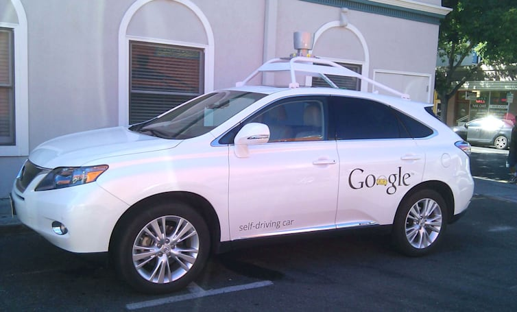 Google is hiring autonomous car testers in Arizona