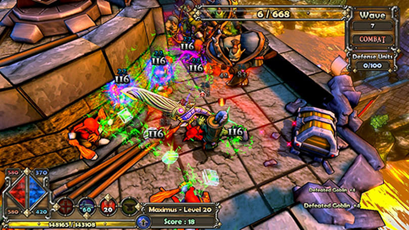 Civilization Revolution, Dungeon Defenders free on Xbox Live Gold in March