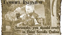 Tamriel Infinium: Seriously, you should craft in Elder Scrolls Online