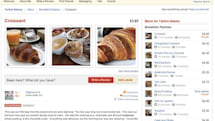 Yelp's new picture-heavy menus give you a better look at that Baby Back Rib Tickler