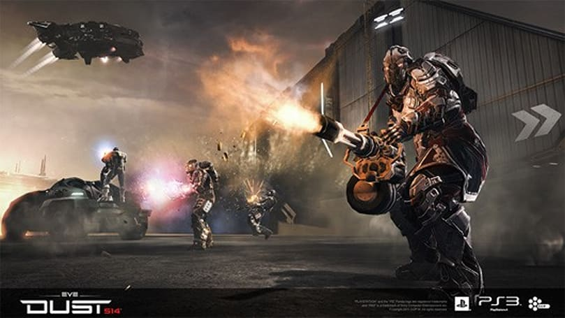 GDC 2013: DUST 514's Uprising update conquers your PS3 on May 6
