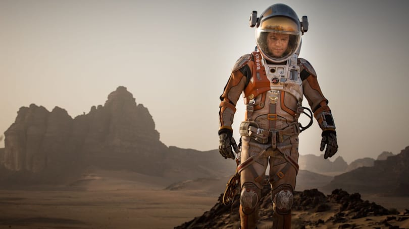 'The Martian' VFX reel shows how they put Matt Damon on Mars