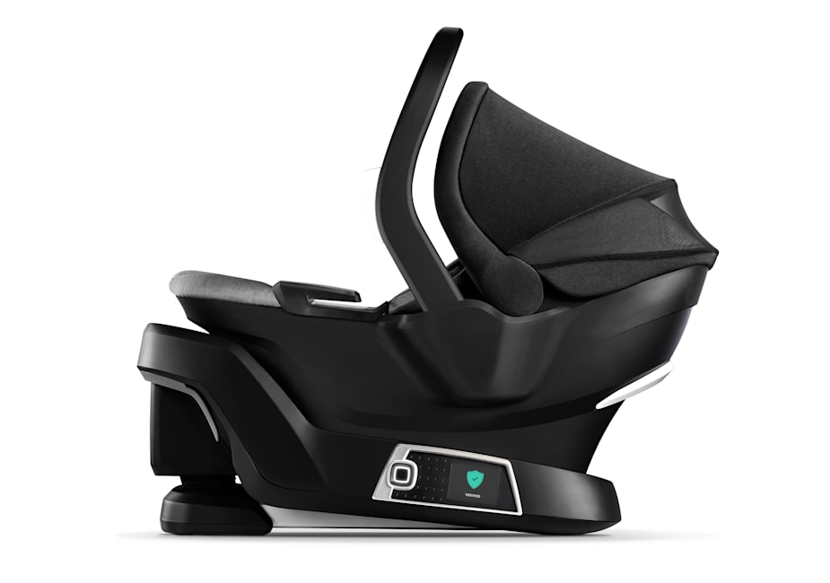 Can a high-tech car seat offer a safer ride for your baby?