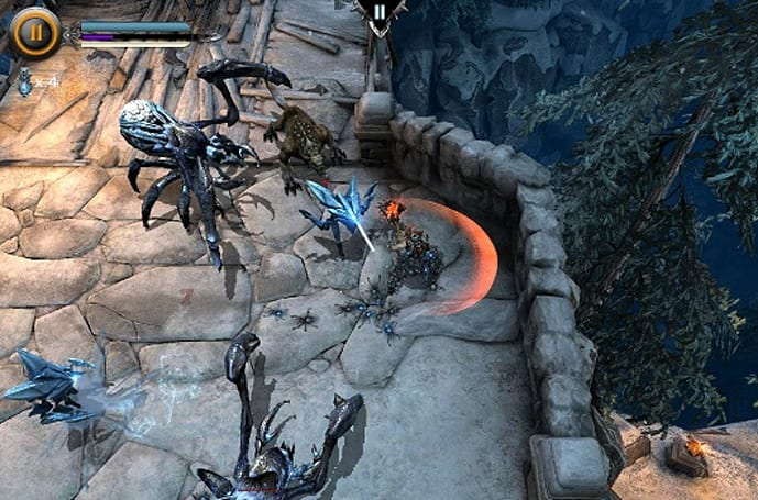 Infinity Blade: Dungeons canceled