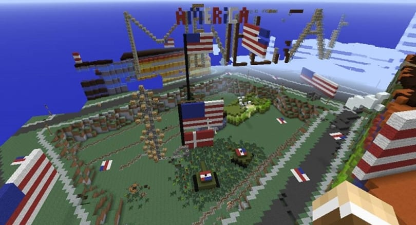 Denmark made in Minecraft is why we can't have nice things