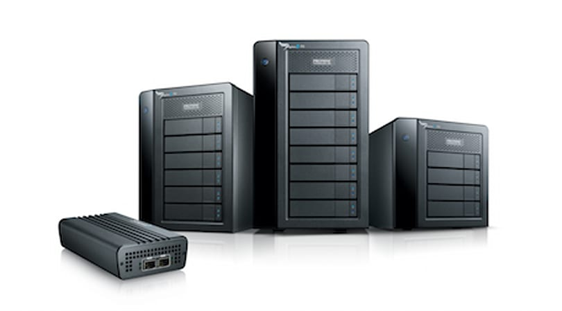 Promise Technology intros first Thunderbolt 2 storage solutions