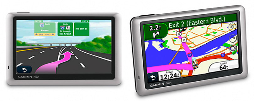Garmin's nuvi 1450 GPS makes small, quiet blip on retail map