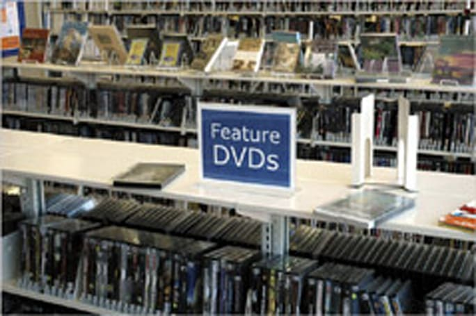 U.S. DVD sales slip 3.6% in 2007