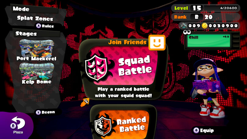 JXE Streams: #TeamEngadget's own Splatfest