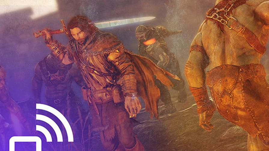JXE Streams: 'Shadow of Mordor: The Bright Lord'