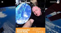 Astronaut Scott Kelly will answer questions from space on Tumblr
