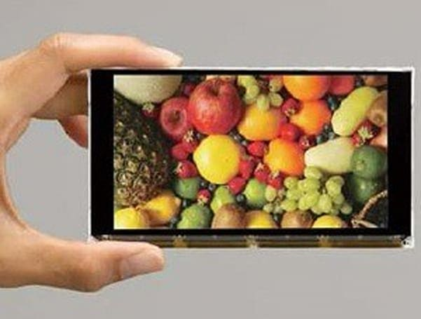 Ortustech launches 4.8-inch 1080p display
