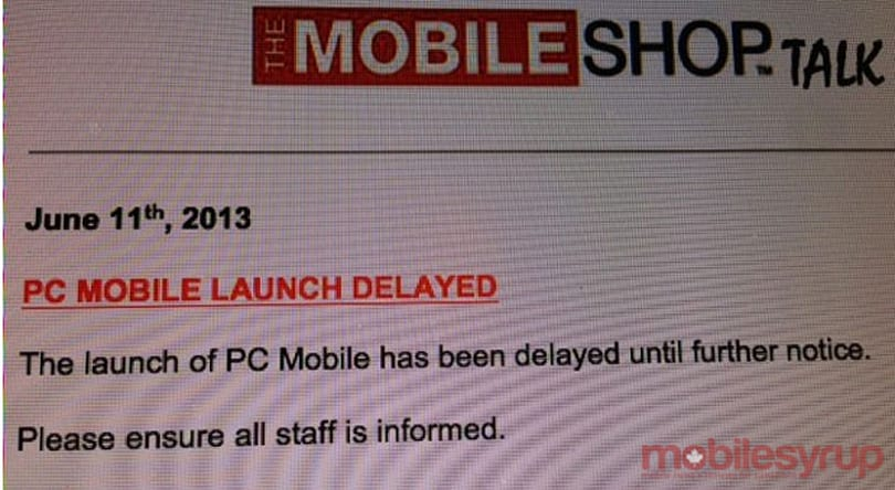Leaks detail PC Mobile postpaid contract pricing, launch delays