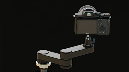 コンパクトな機材で気軽にドリー撮影できる Edelkrone Wing3 動画レビュー、小型電動雲台で裏技的にスローなドリーをキメてみる