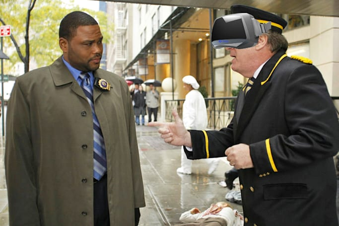 SyFy's futuristic cop show 'Halcyon' will have 5 VR episodes