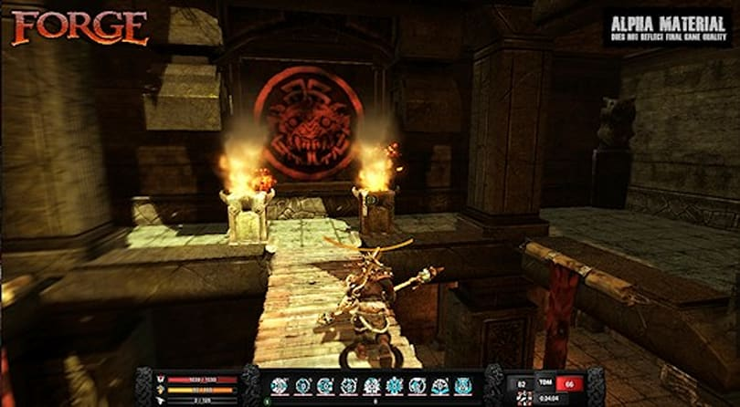 Massively's hands-on with MMO brawler Forge