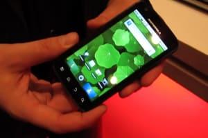 Motorola Atrix 4G, HD Multimedia Dock, and Laptop Dock Hands-on