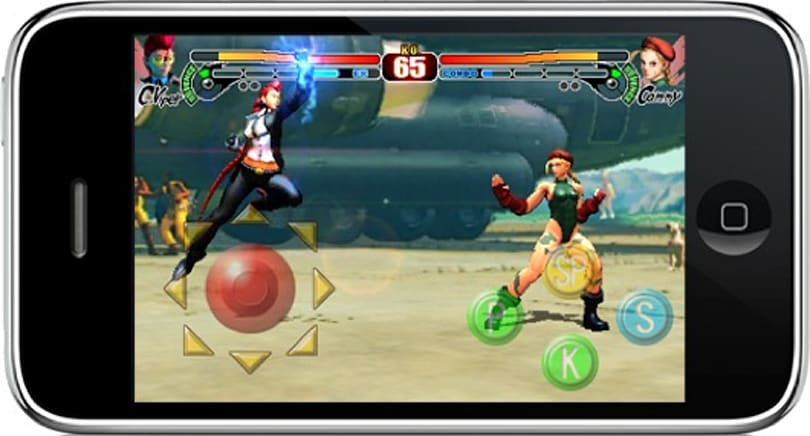 Capcom knocks select iOS games down to $0.99