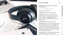 噂の白いiPhone 7をBeats公式がリーク?正体は単なるシルバーモデルで光の加減とフィルタによるもの