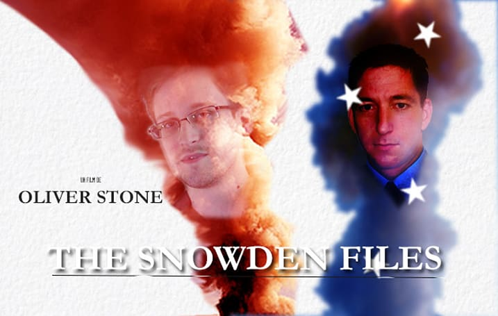 Oliver Stone is making his own movie about the Edward Snowden saga