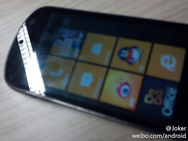 Lenovo's upcoming LePhone S2 seen running Android as well as Windows Phone, looks confused