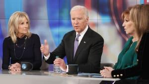 Joe Biden Talks Obama's Big Surprise