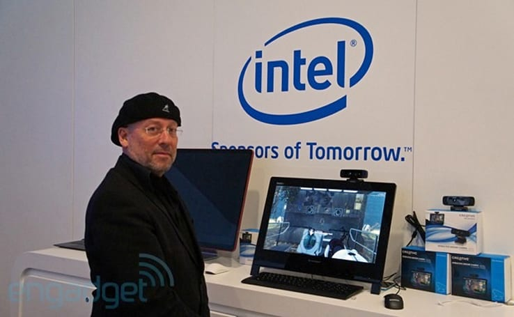 Intel's Mooly Eden: 'Voice will do to touch what touch did to keyboards'