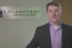 Planetary Resources ARKYD Satellite Kickstarter Launch