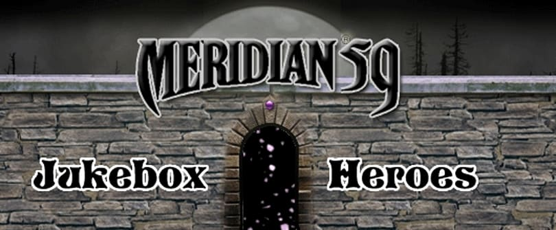 Jukebox Heroes: Meridian 59's soundtrack