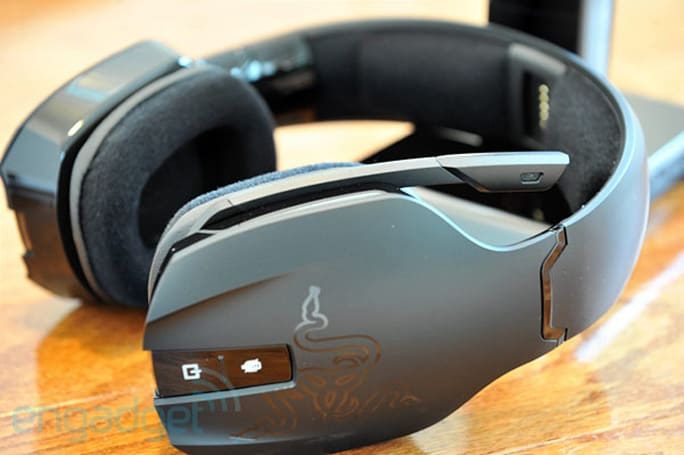 Razer Chimaera wireless Xbox 360 headset review