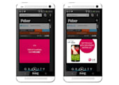 LG banner ads detect your Galaxy S 4 or iPhone in order to bash it