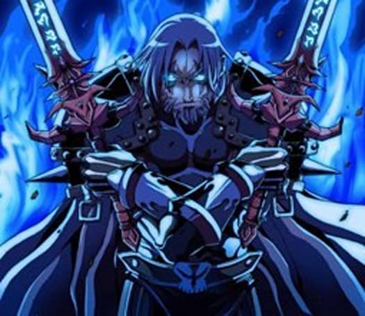 Dan Jolley talks about TOKYOPOP's Death Knight manga
