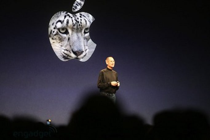"Apple previews OS X Snow Leopard: scheduled to ship ""in about a year"""