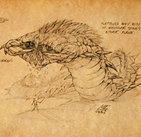 The rest of the Wrath bestiary