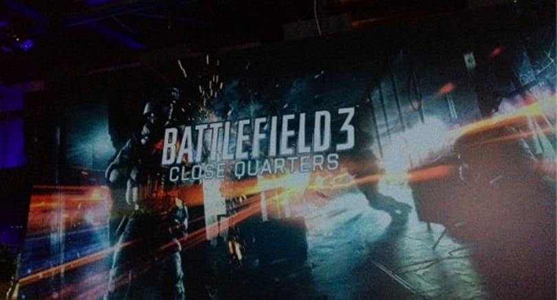 Battlefield 3: Close Quarters announced for June, two more packs incoming