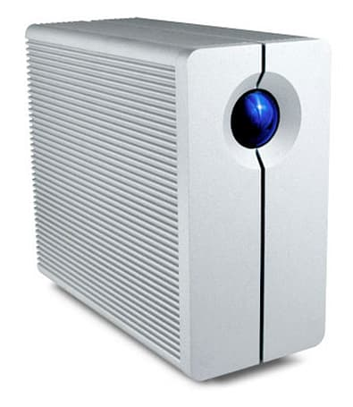 LaCie 2big Thunderbolt series available now in 4TB and 6TB sizes